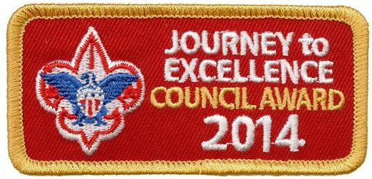 2014 JTE GOLD Council